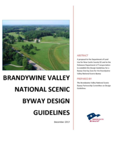 Bvsb Design Guidelines Delaware Greenways