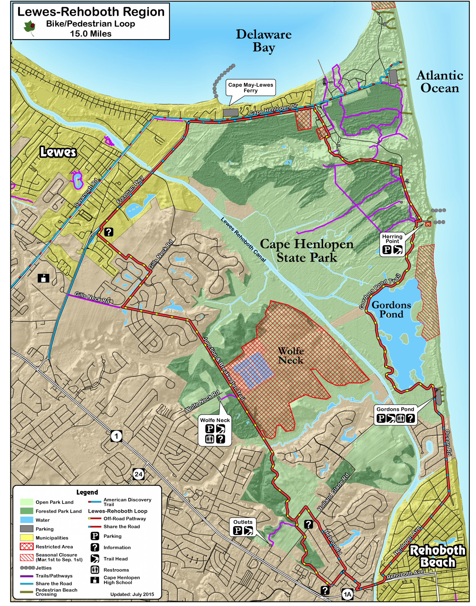 Trails & Pathways Archives - Delaware Greenways